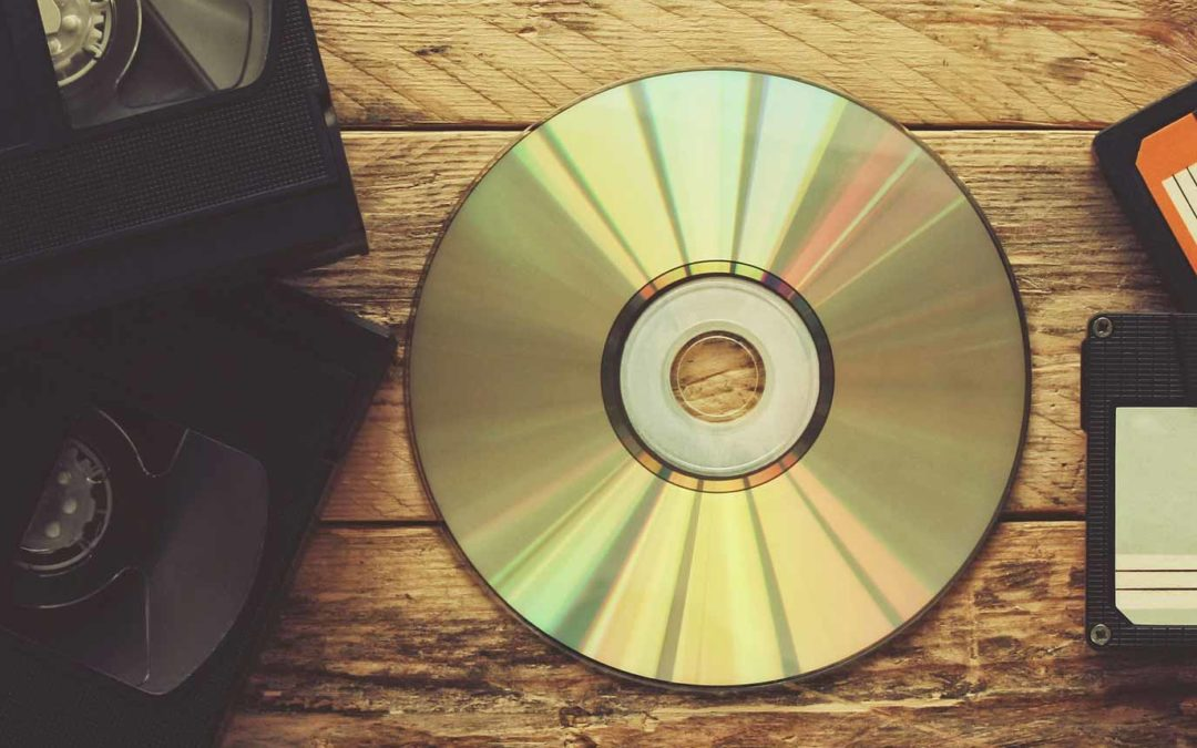VHS to DVD: How to Convert Your Home Movies