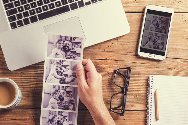 How to Digitize Photos & Preserve Albums (The Right Way)