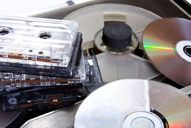 Can a Cassette Tape Be Transferred to a CD or MP3?